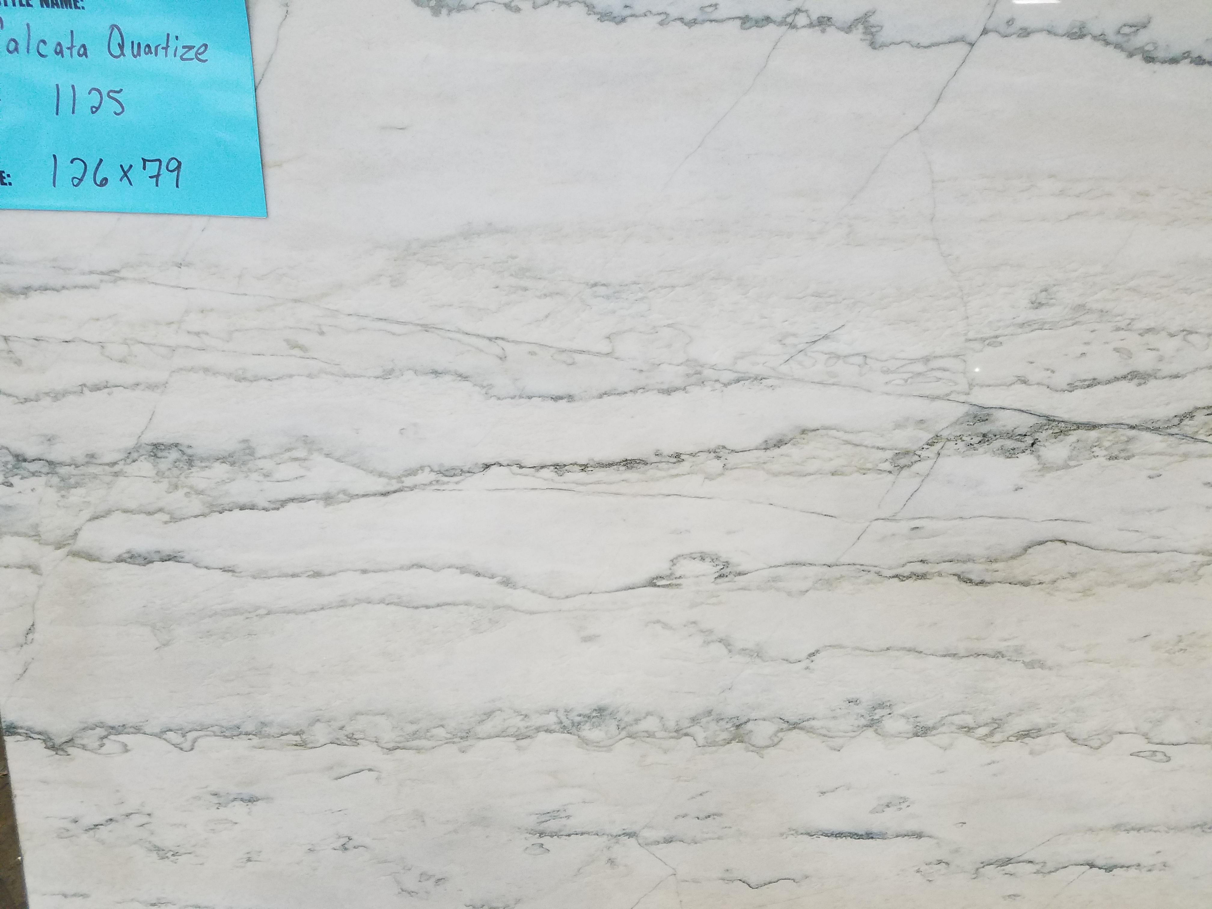 Calacata Quartzite 3cm