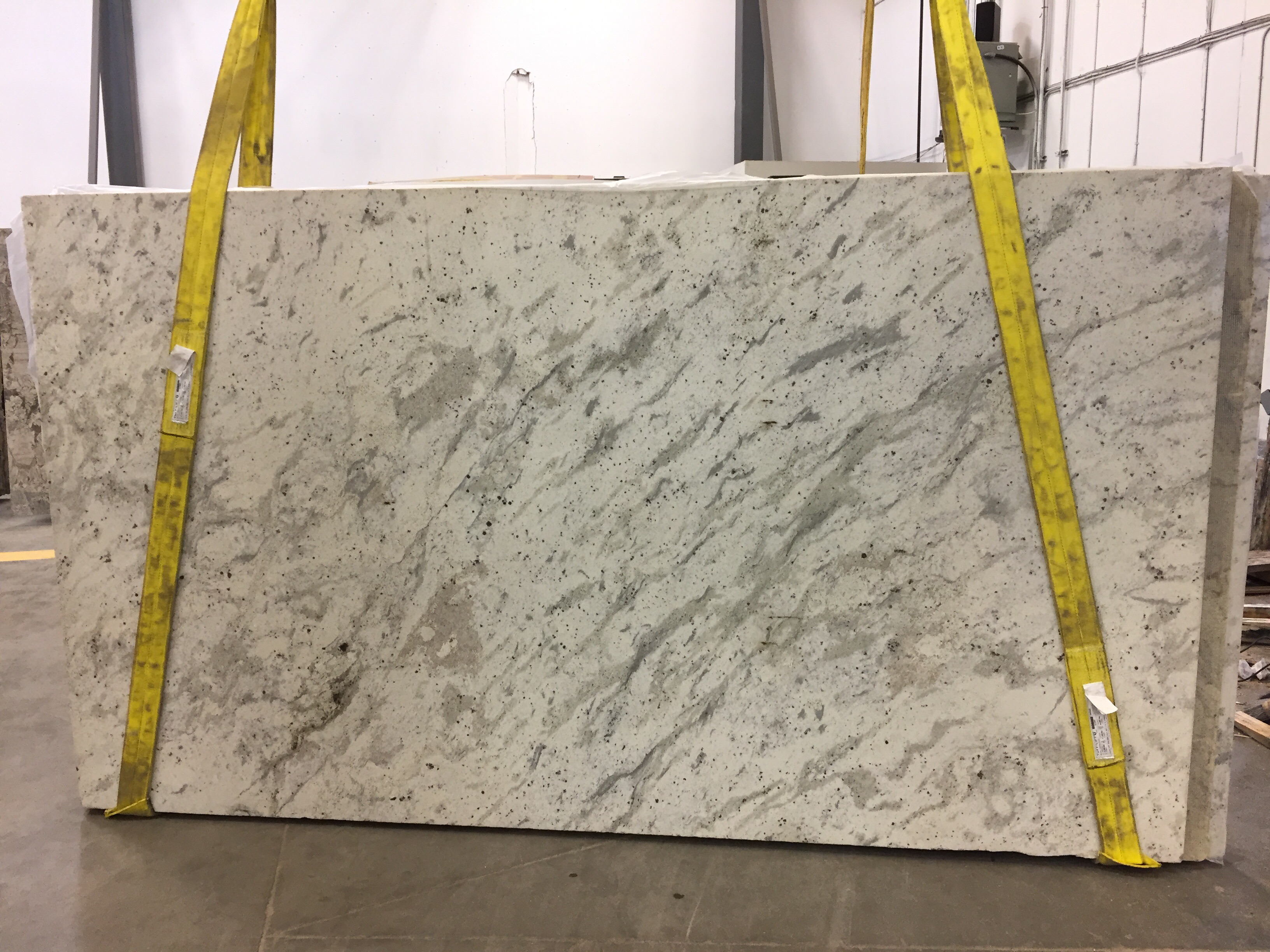 Andromeda White Granite Slab 30Mm