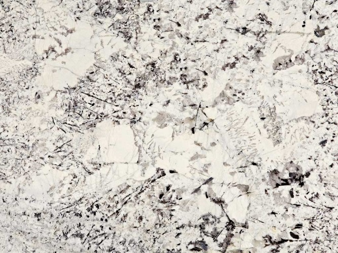 DELICATUS WHITE GRANITE SLAB 30MM