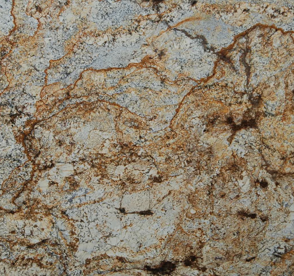 GOLDEN SILVER GRANITE SLAB 30MM