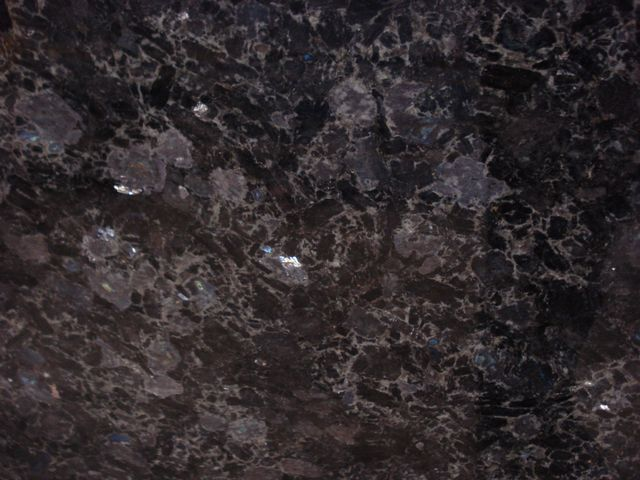 VOLGA BLUE GRANITE SLAB 30MM