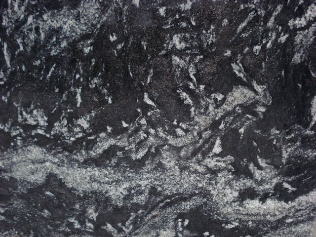 Atacama Black Granite Slab 30Mm