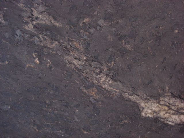 TITANIUM BLACK LEATHER FINISH GRANITE SLAB 30MM