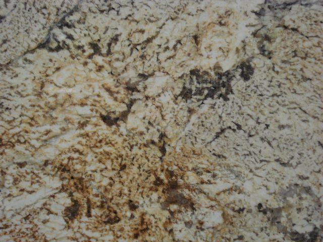 TEMPEST GOLD GRANITE SLAB 30MM