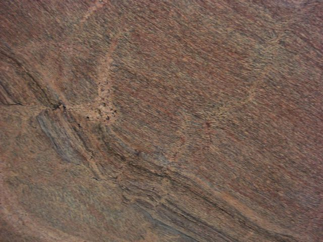African Tabacco Granite Slab 30Mm