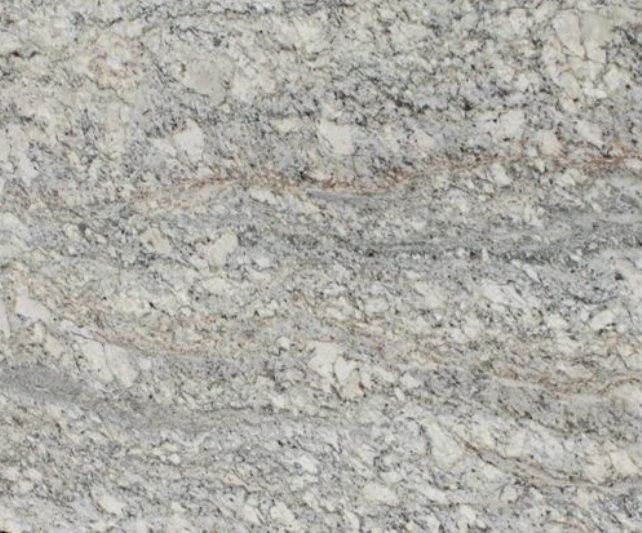 WHITE RAINBOW GRANITE SLAB 30MM