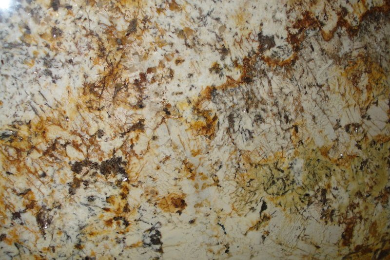 TROPICAL TREASURE GRANITE SLAB 30MM