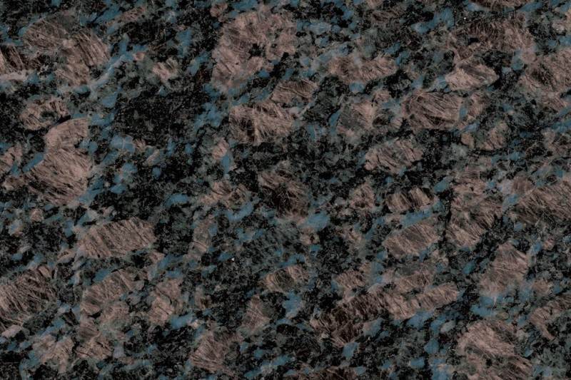 SAFFIRE BROWN LEATHER FINISH GRANITE SLAB 30MM
