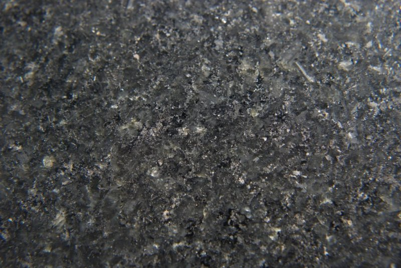 SAN GABRIEL BLACK GRANITE SLAB 30MM