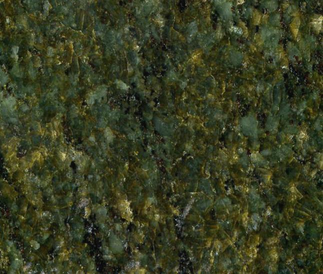 SEAWEED GREEN HONED GRANITE SLAB 30MM