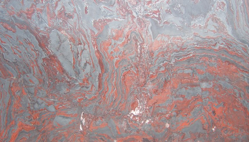 IRON RED GRANITE SLAB 30MM