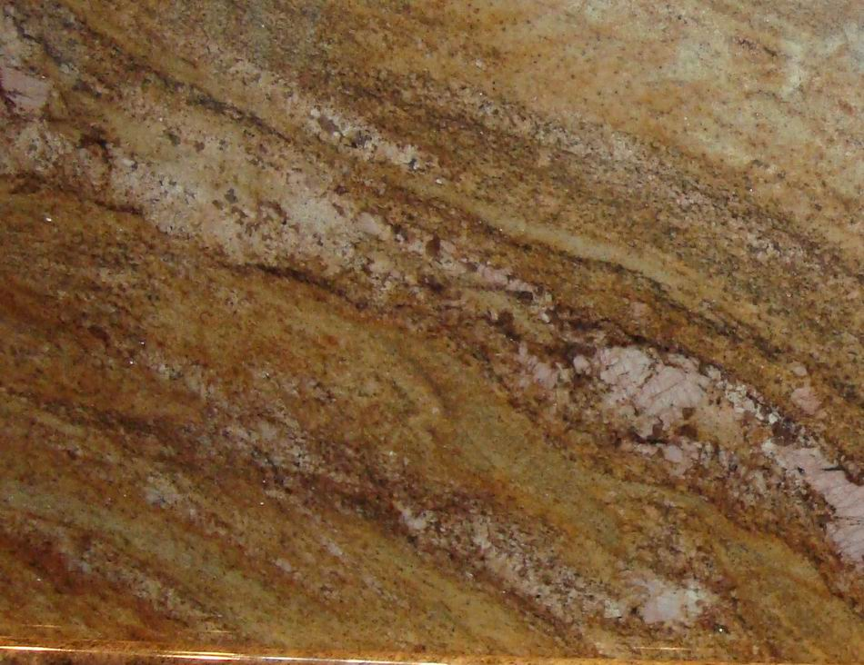 IMPERIAL GOLD GRANITE SLAB 30MM
