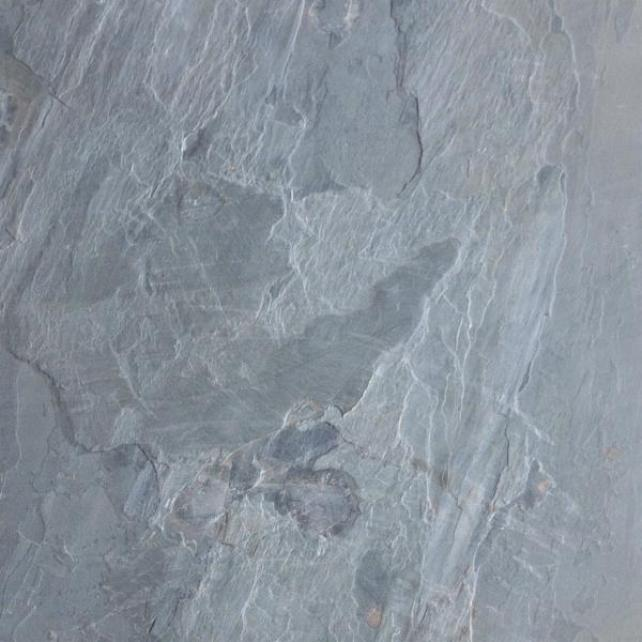 GREY SLATE STONE CALIBRATED/HONED SLAB 30MM
