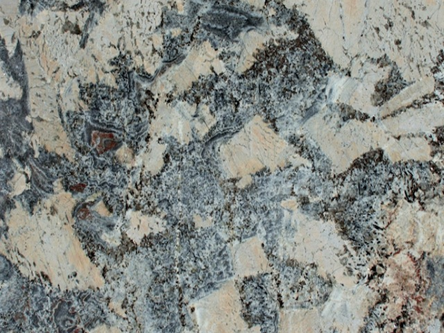 BLUE PERSA GRANITE SLAB 30MM