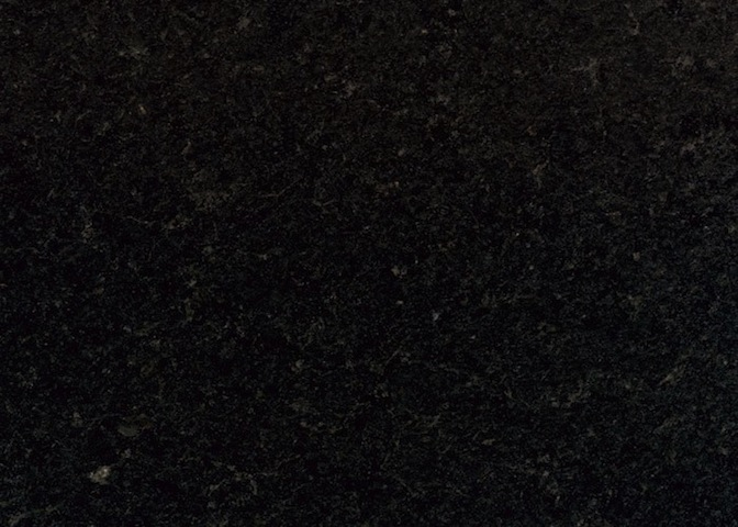 BRAZILIAN BLACK GRANITE SLAB 30MM