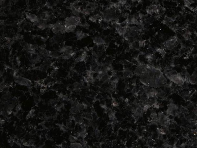Angola Black Granite Slab 20Mm