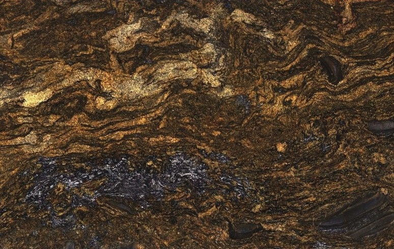 CINDERELLA GOLD GRANITE SLAB 30MM