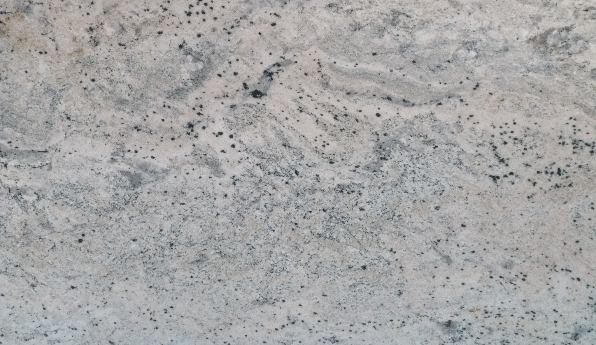 SIBERIAN WHITE GRANITE SLABS 30MM