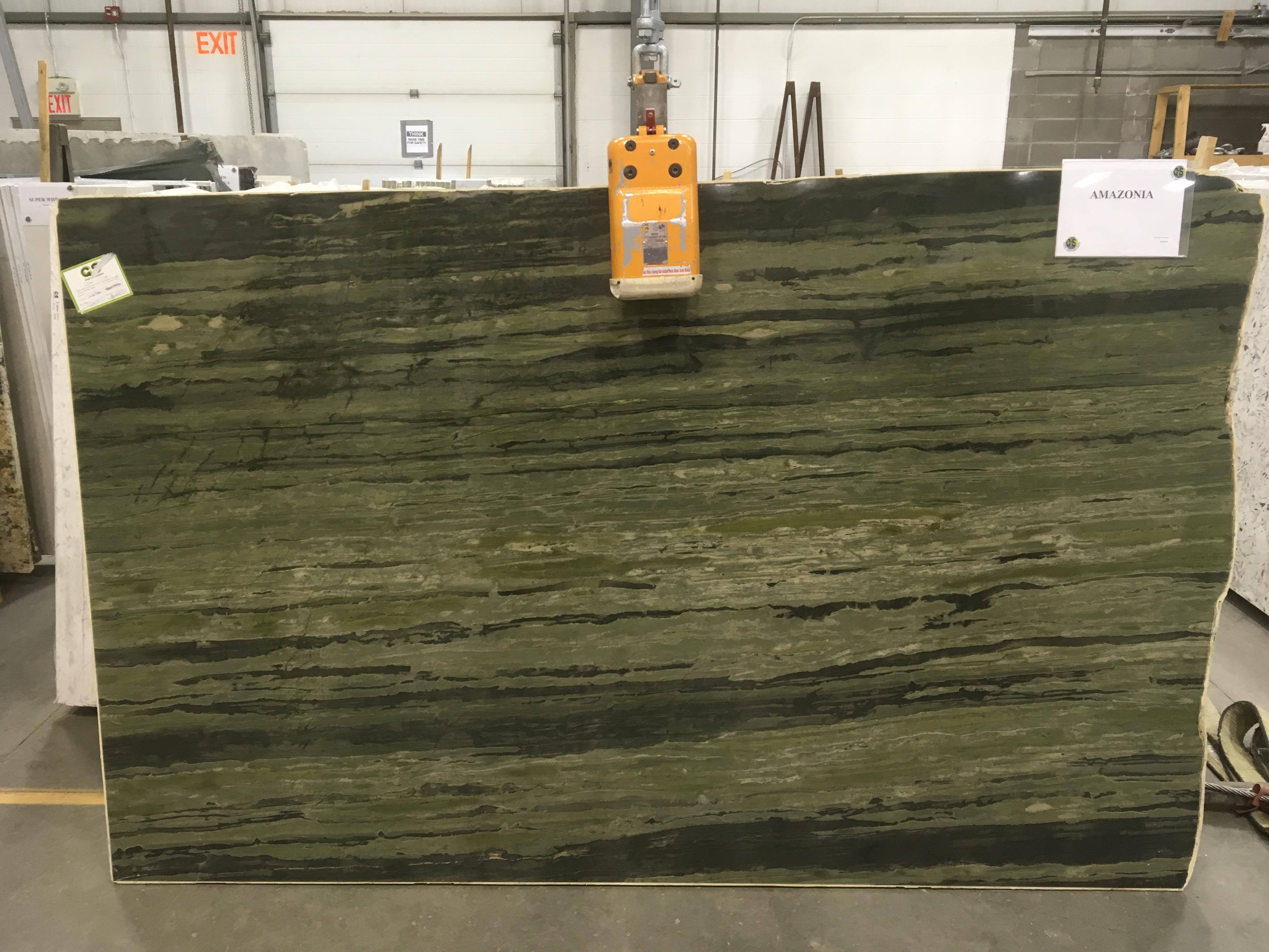 Amazonia Quartzite Slab 30Mm