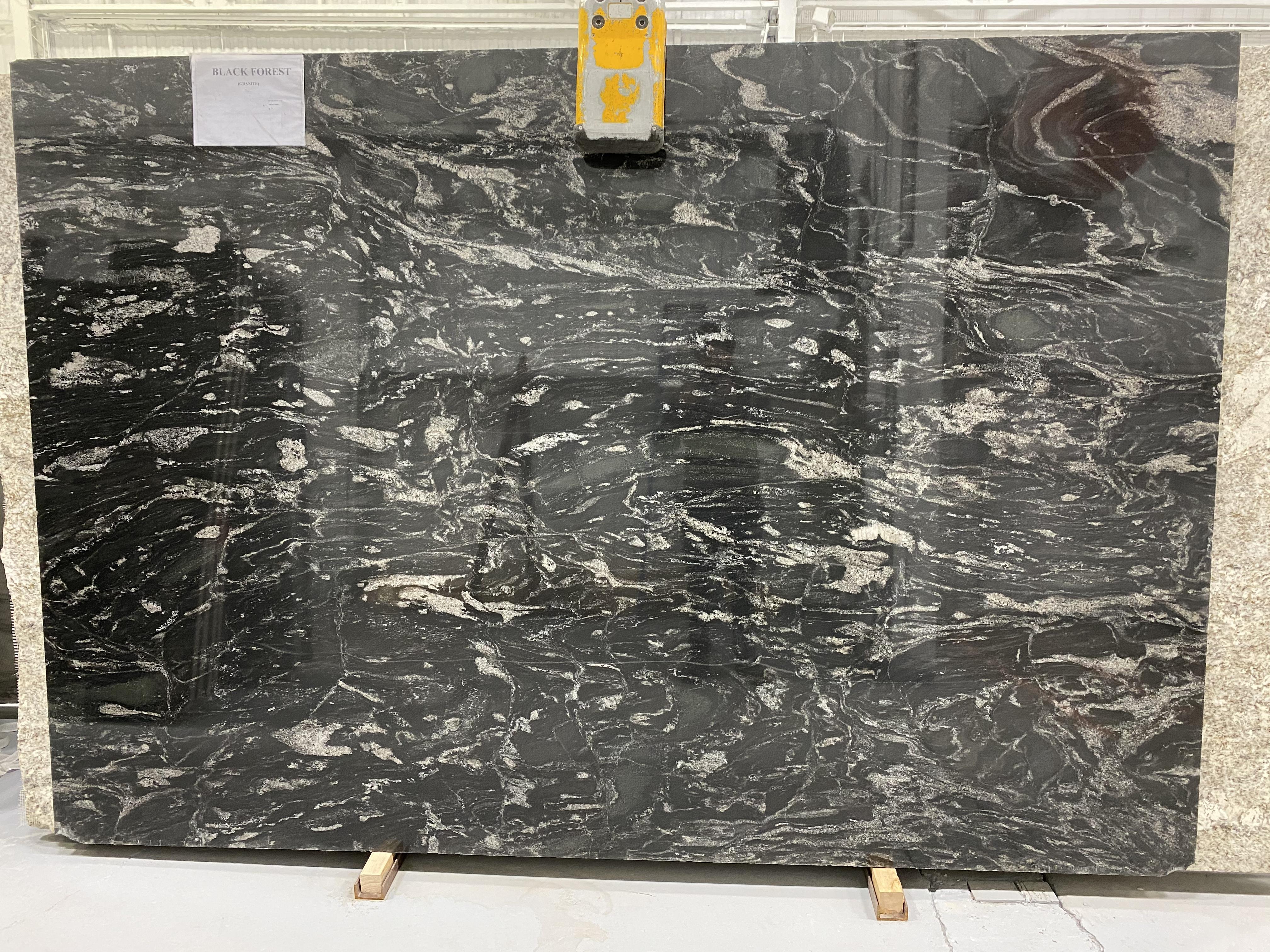 Black Forest Granite Slab 30Mm