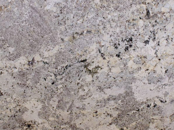 Alaska White Granite Slab 30Mm