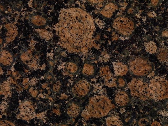 Baltic Brown Granite Slab 30Mm