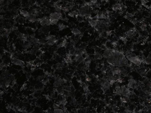 Angola Black Granite Slab 30Mm