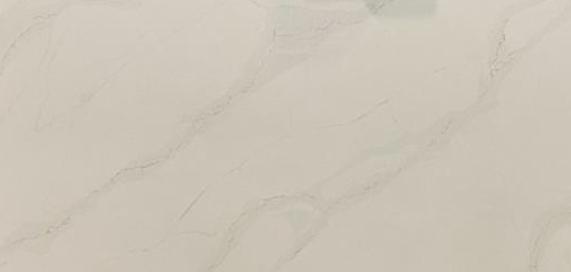 Bianco Pietra Quartz Slab 30Mm