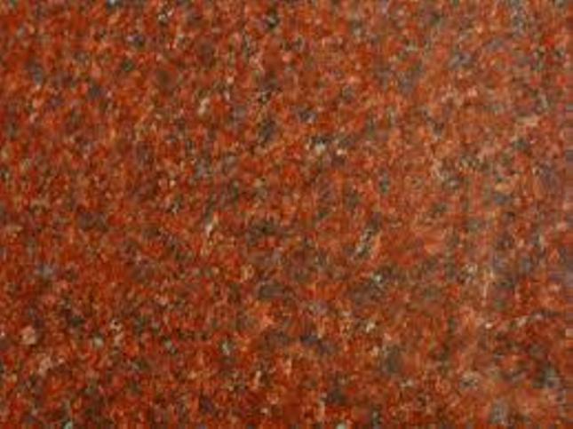 RUBY RED GRANITE SLAB 30MM
