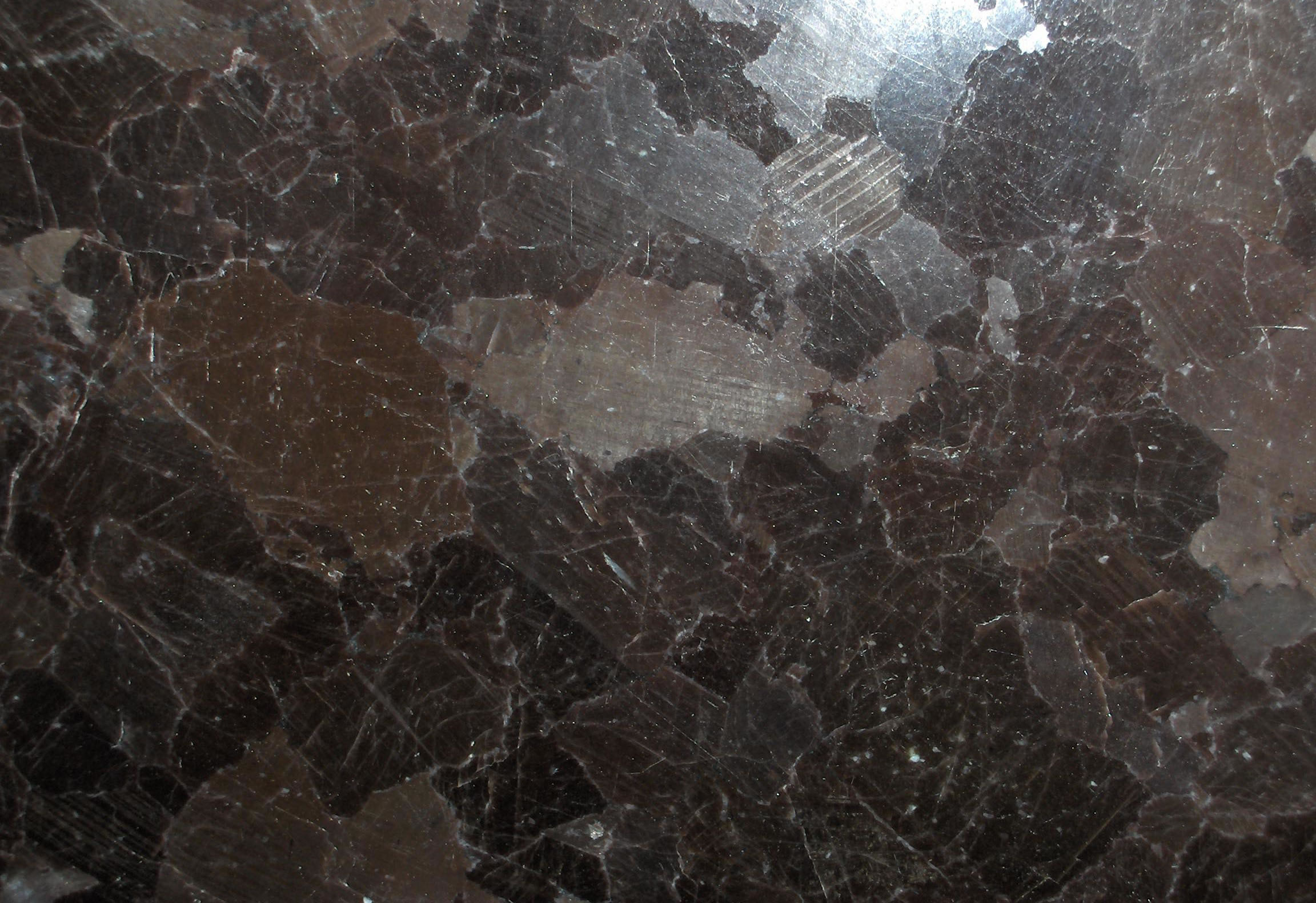 Antique Brown Granite : Inventory