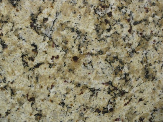 GIALLO NAPOLI GRANITE SLAB 30MM