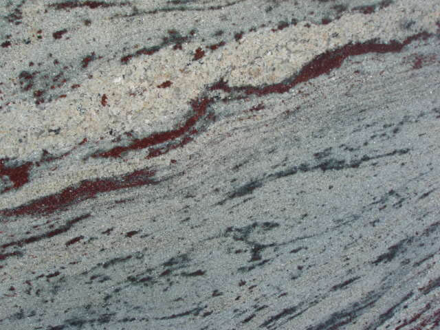 SILVER GALAXY GRANITE SLAB 30MM
