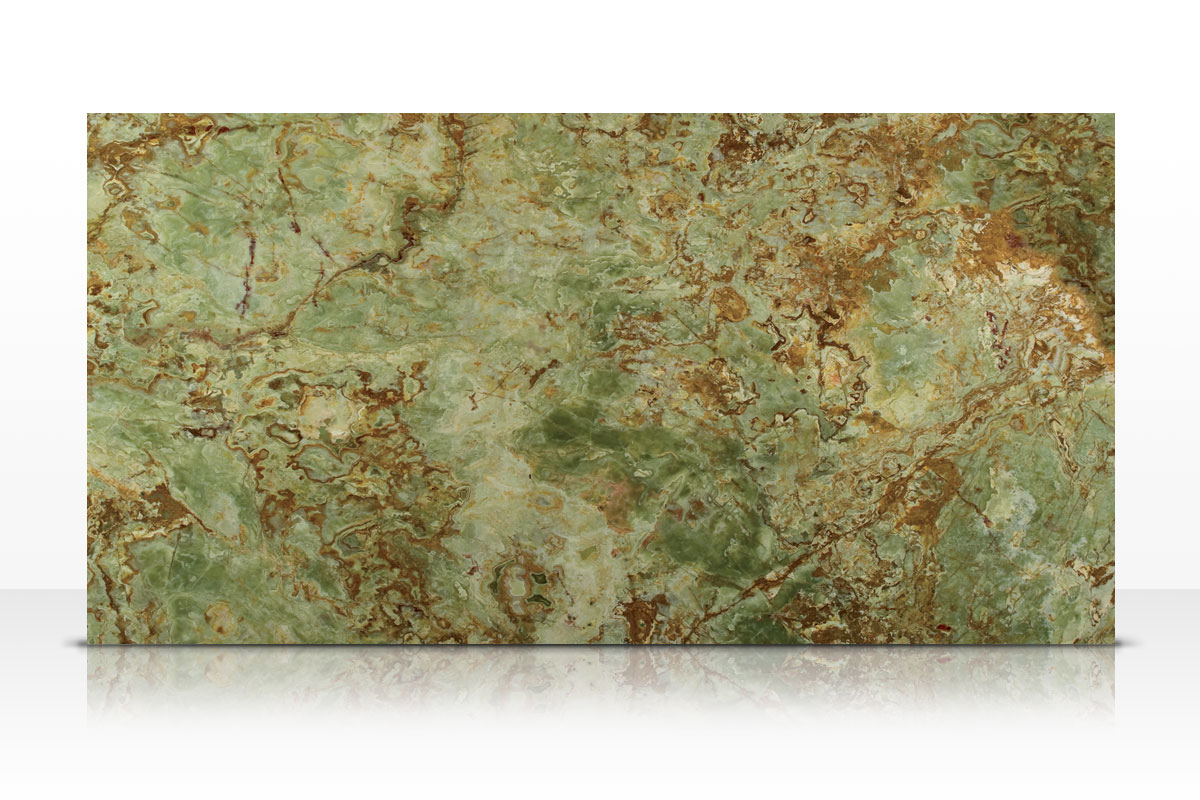 VERDE PAKISTANO ONYX SLABS 20MM