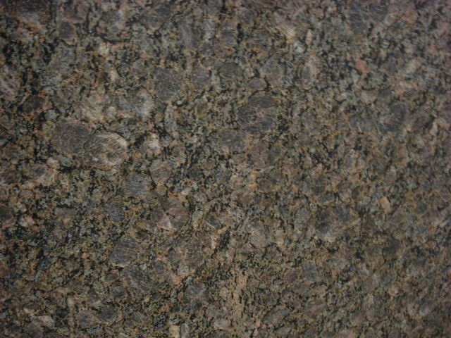 MARRON CASTOR GRANITE SLAB 30 MM