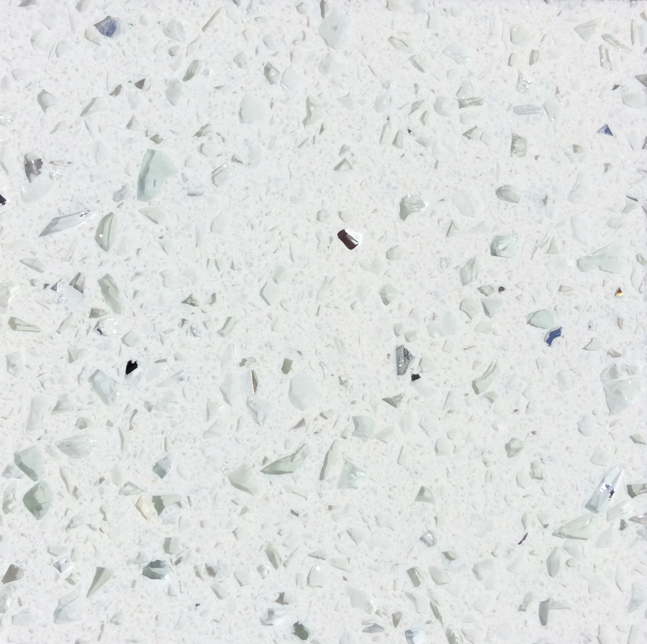 CRYSTAL WHITE 2CM